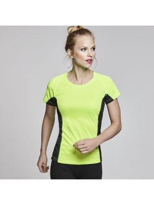 T shirts sport roly shangai woman polyester image 1