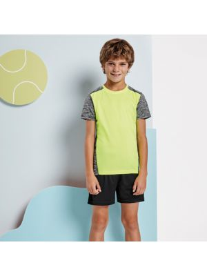 T shirts sport roly zolder kids polyester imprimé image 1