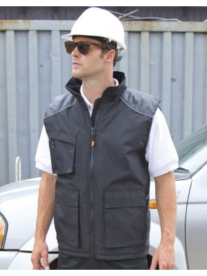 Gilets de travail result work guard vostex bodywarmer image 3