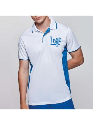 Polos techniques sport roly montmelo polyester image 1